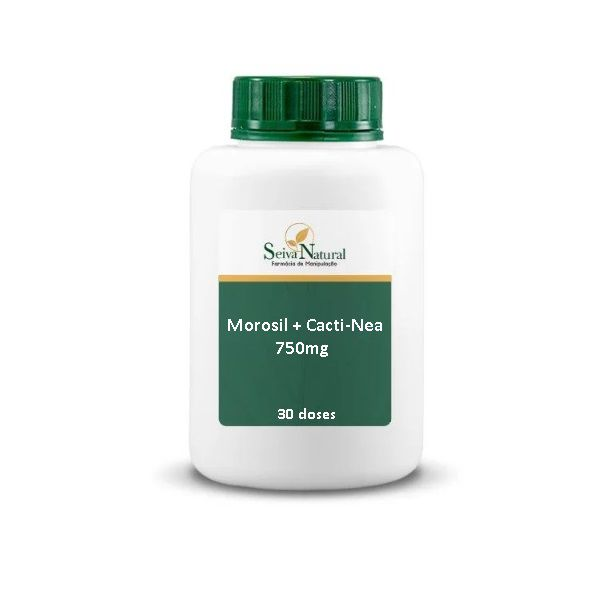 Morosil e Cactin 750 mg 30 Doses