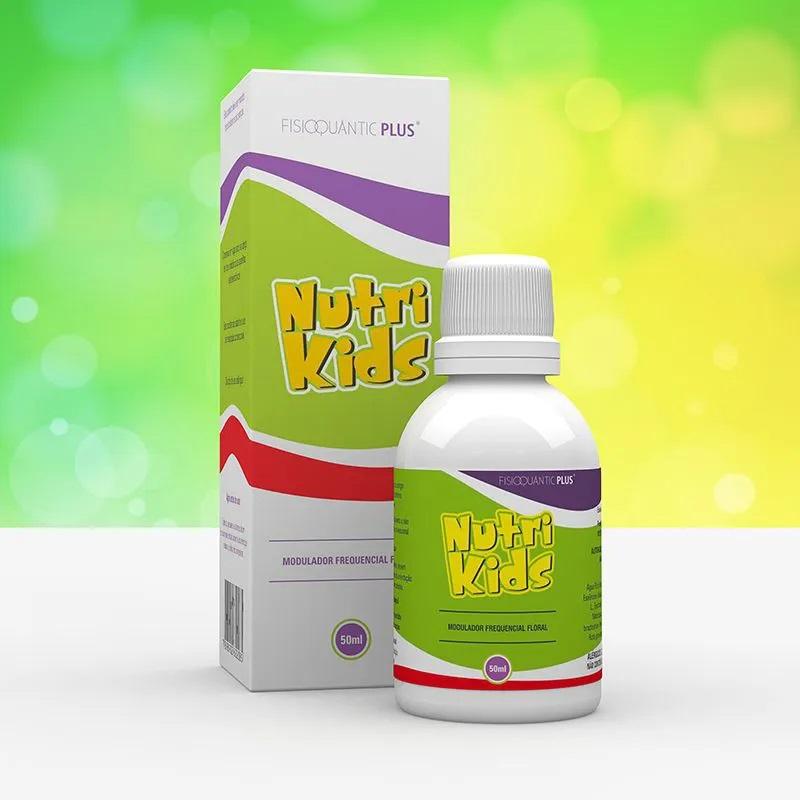 Nutrikids 50 ml Linha Plus Fisioquantic