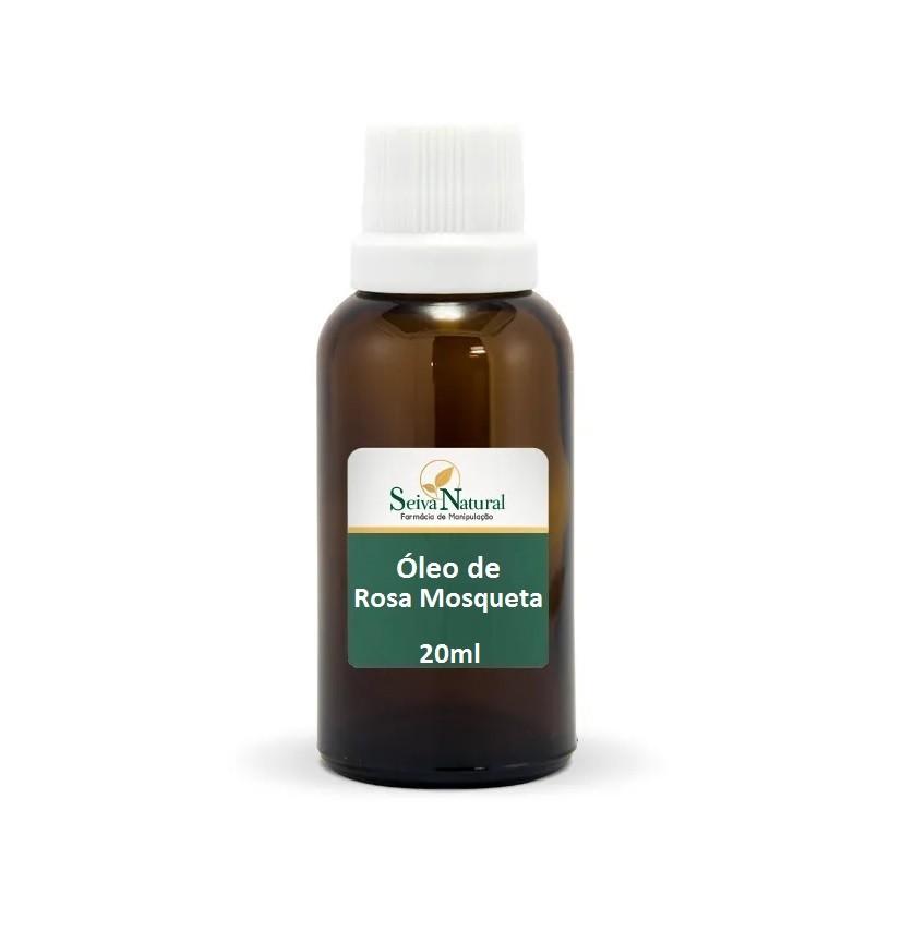 Óleo de Rosa Mosqueta 20 ml