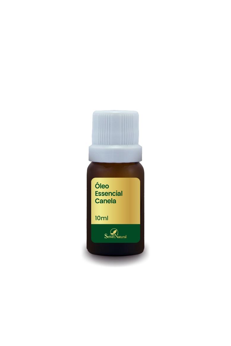 Óleo Essencial de Canela 10 ml