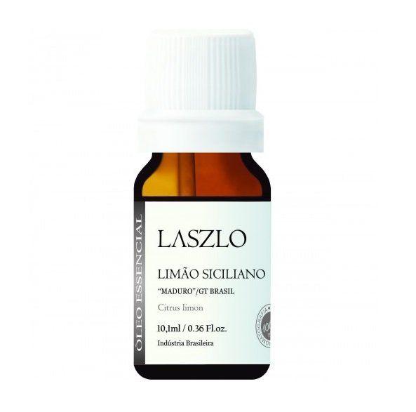 Óleo Essencial de Limão Siciliano 10,1ml Laszlo