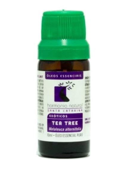 Óleo essencial Harmonia Natural Melaleuca - Tea Tree 10 ml