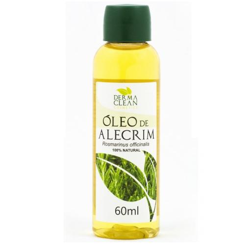 Óleo vegetal de Alecrim 60ml Dermaclean