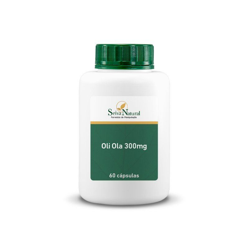 Oli Ola 300 mg 60 Cápsulas