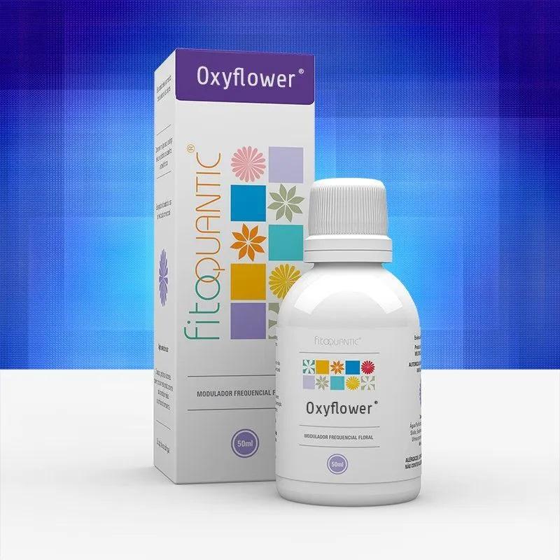 Oxyflower 50 ml Fitoquantic Fisioquantic