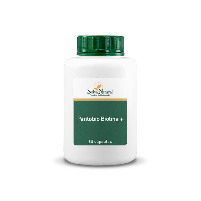 Pantobio Biotina +