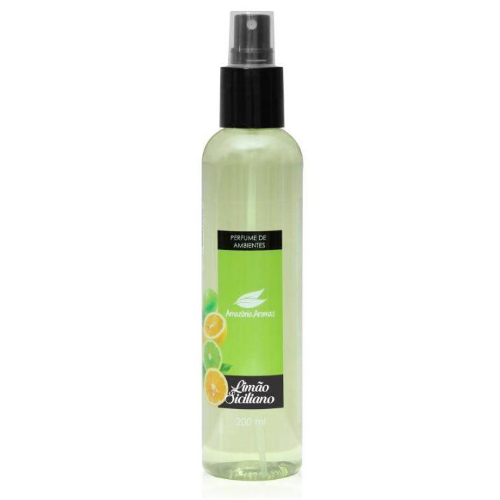 Perfume de Ambientes Limão Siciliano 200ml - NÃO VENDEMOS MAIS