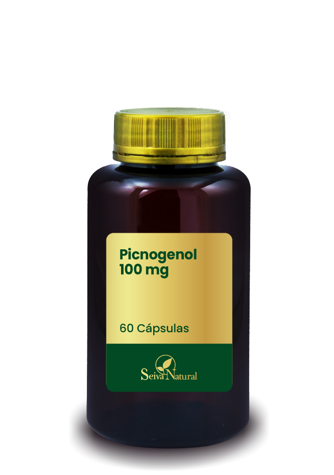 Picnogenol 100 mg 60 Cápsulas