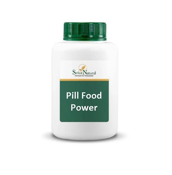 Pill Food Power  60 Doses