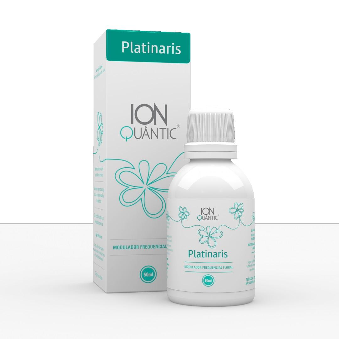 Platinaris 50 ml Ionquantic Fisioquantic