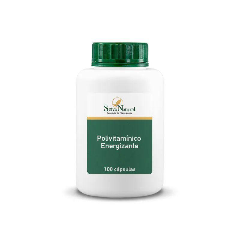 Polivitamínico Energizante 100 Cápsulas