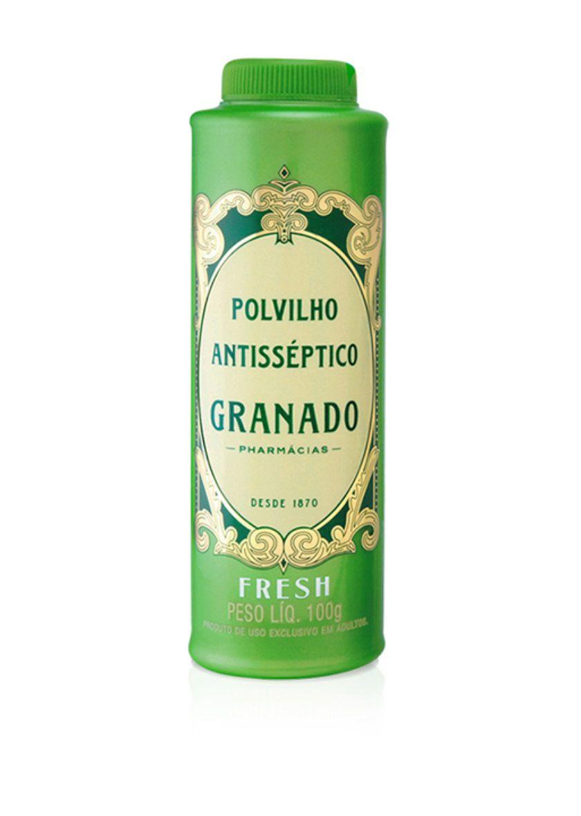 Polvilho Antisséptico Fresh Granado 100g