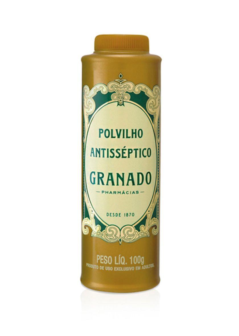 Polvilho Antisséptico Tradicional Granado 100g