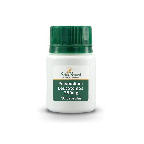 Polypodium Leucotomos 250 mg 30 Cápsulas