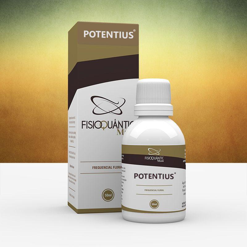 Potentius 50 ml Man Fisioquantic