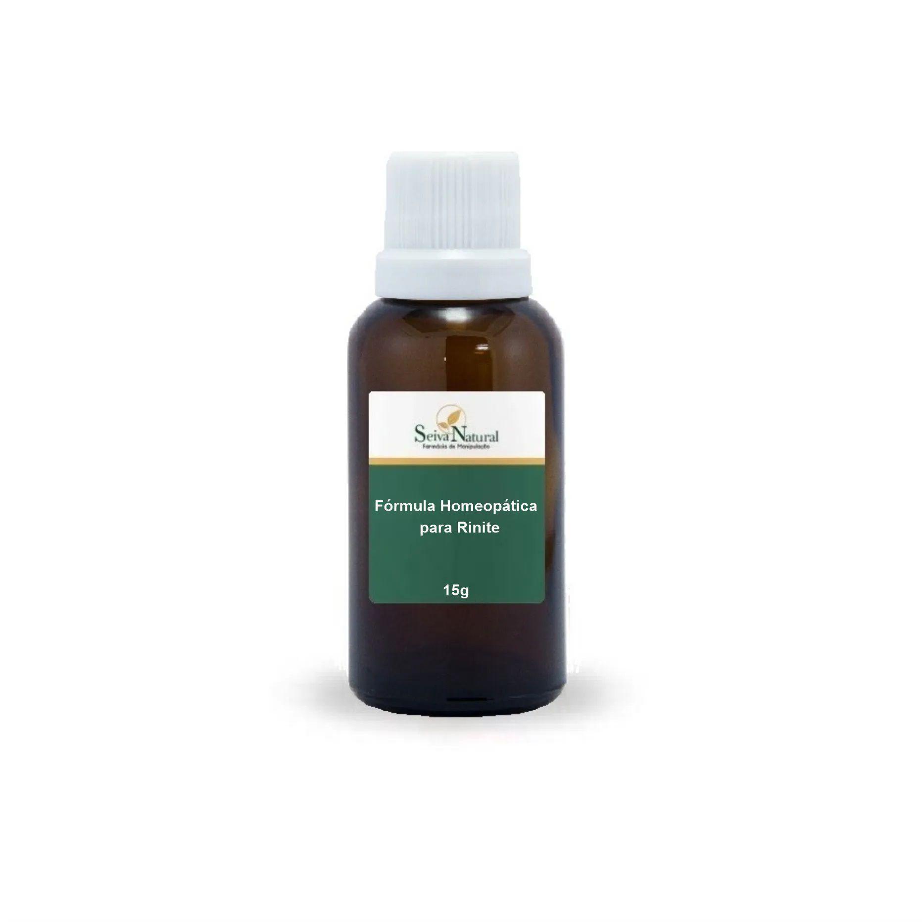 Rinite Fórmula Homeopática 15 g