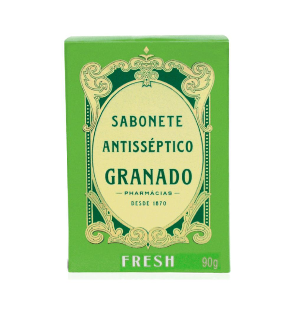 Sabonete Antisséptico Fresh Granado 90g