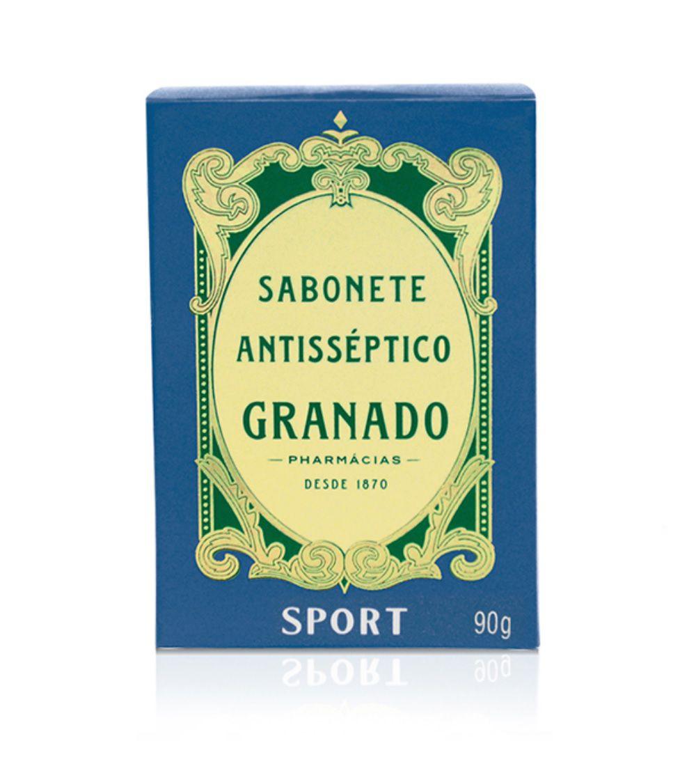 Sabonete Antisséptico Sport Granado 90g