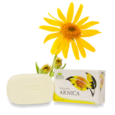 Sabonete de Arnica 100 g Dermaclean