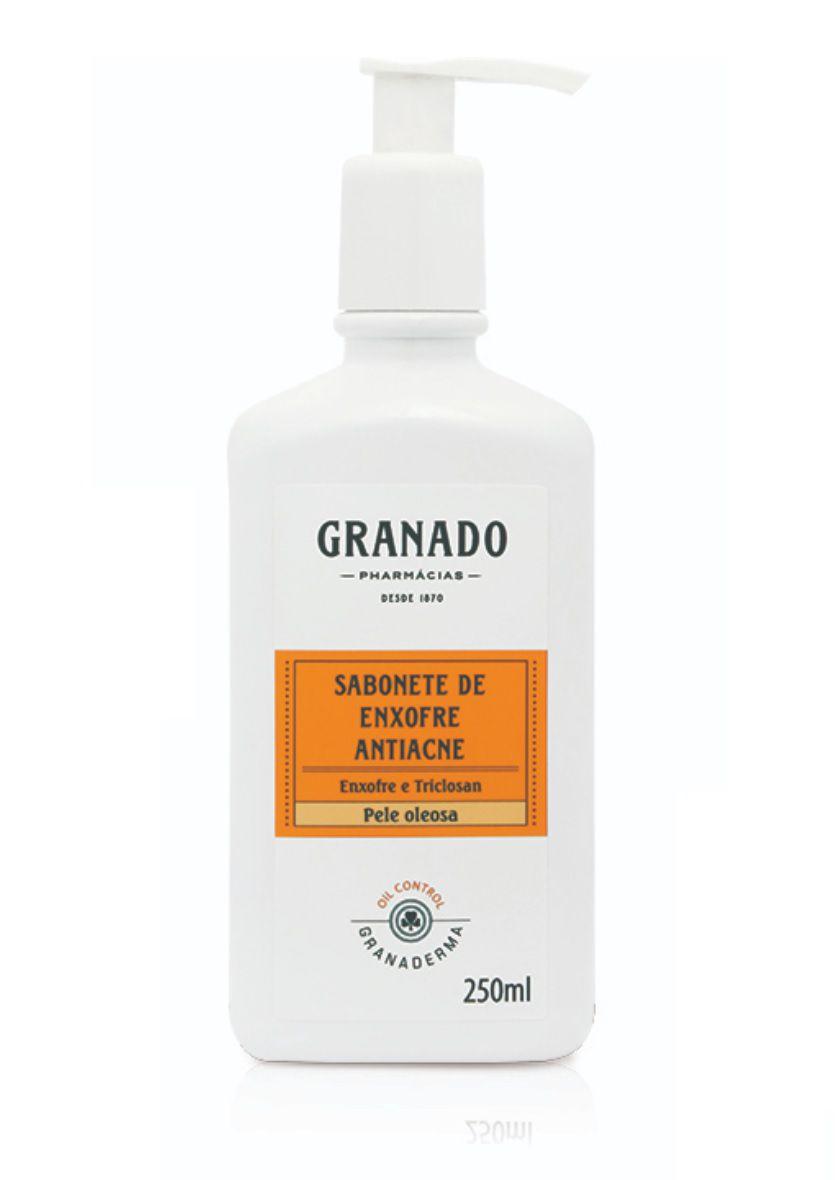 Sabonete de Enxofre Antiacne Pele Oleosa Granado 250g