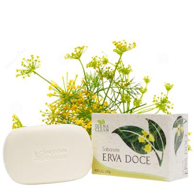Sabonete de Erva Doce 100 g Dermaclean