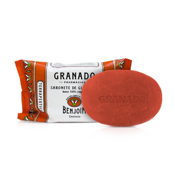 Sabonete de Glicerina Benjoim Granado 90g