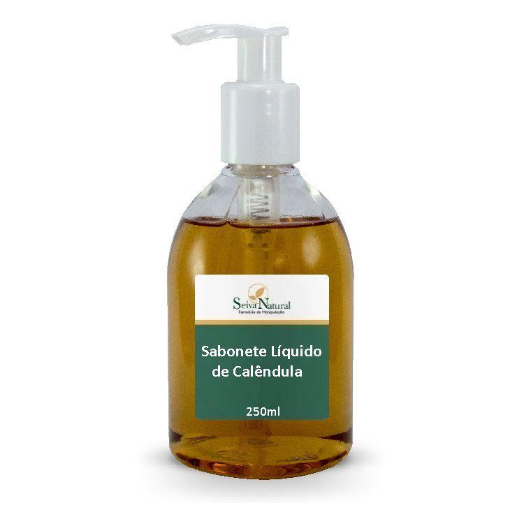 Sabonete Líquido de Calêndula 250 ml