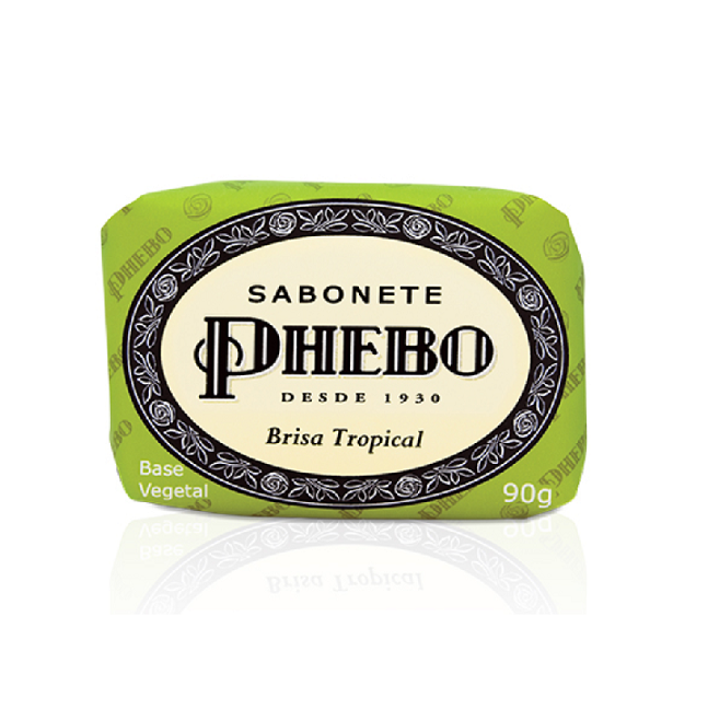 Sabonete Phebo Brisa Tropical Granado 90g