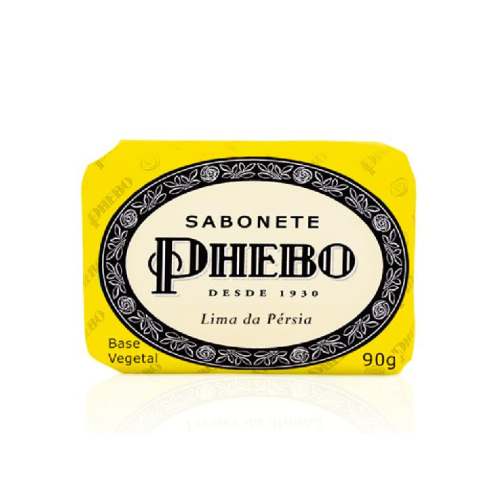Sabonete Phebo Lima de Pérsia Granado 90g