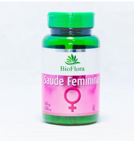 Saúde da Mulher 60 Cápsulas Bioflora