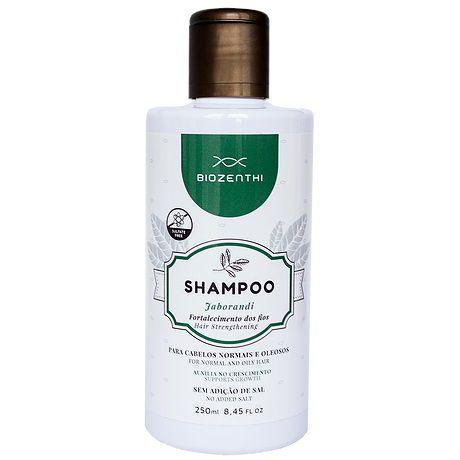 Shampoo Jaborandi 250ml Biozenthi