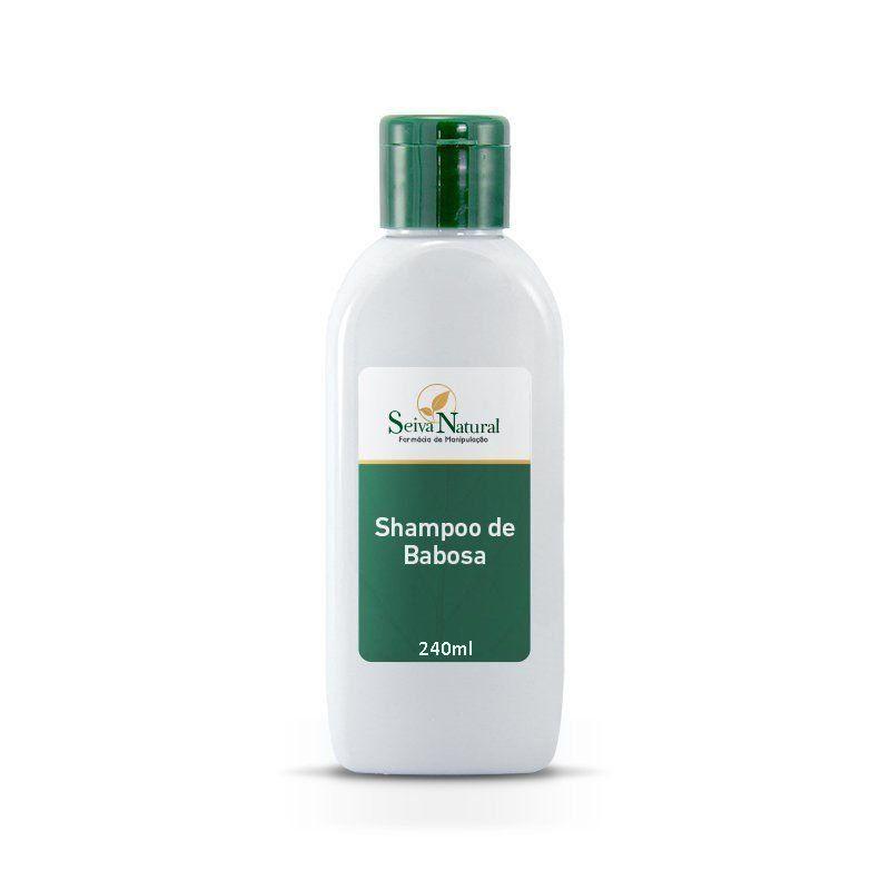 Shampoo de Babosa 240 ml