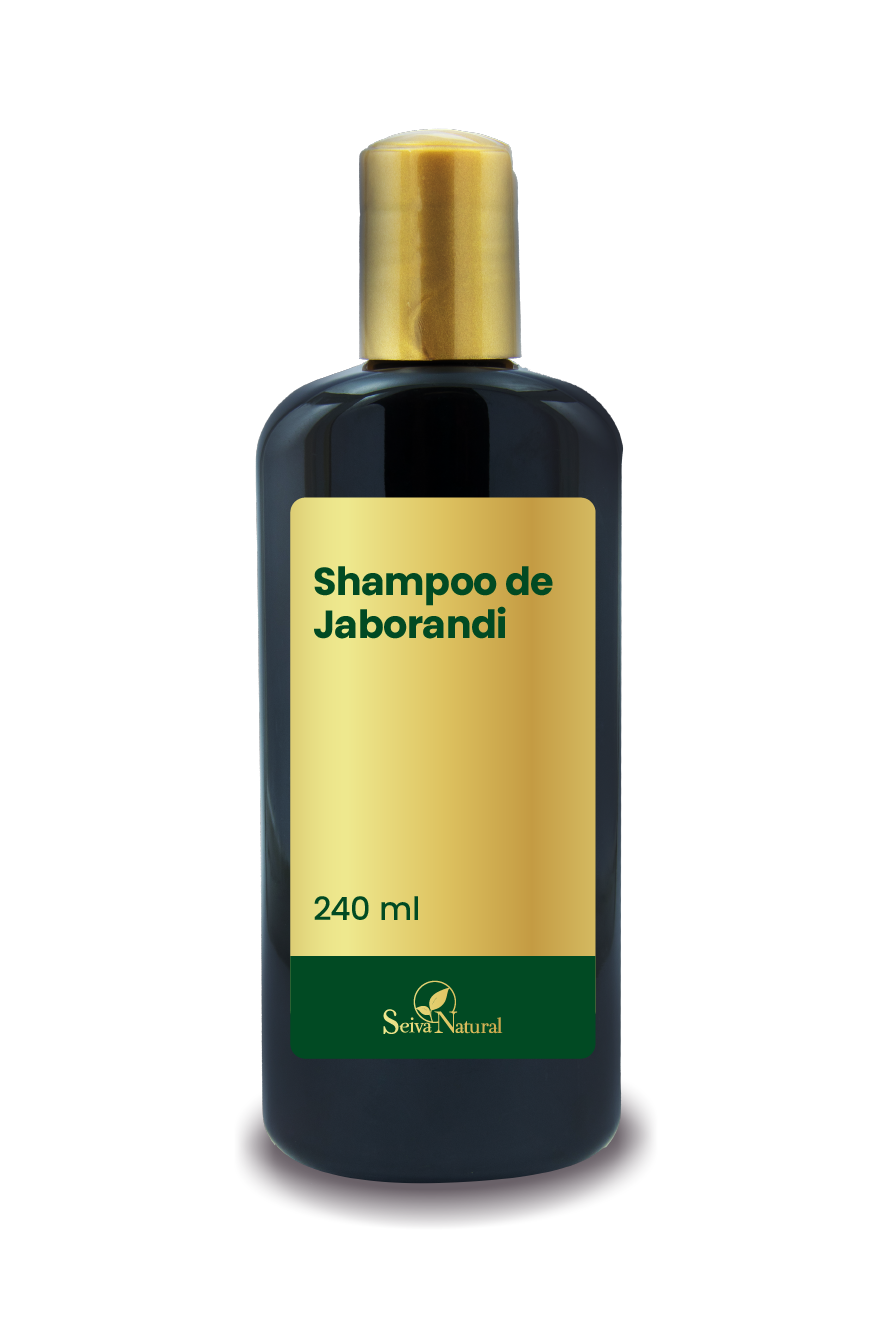 Shampoo de Jaborandi 240 ml
