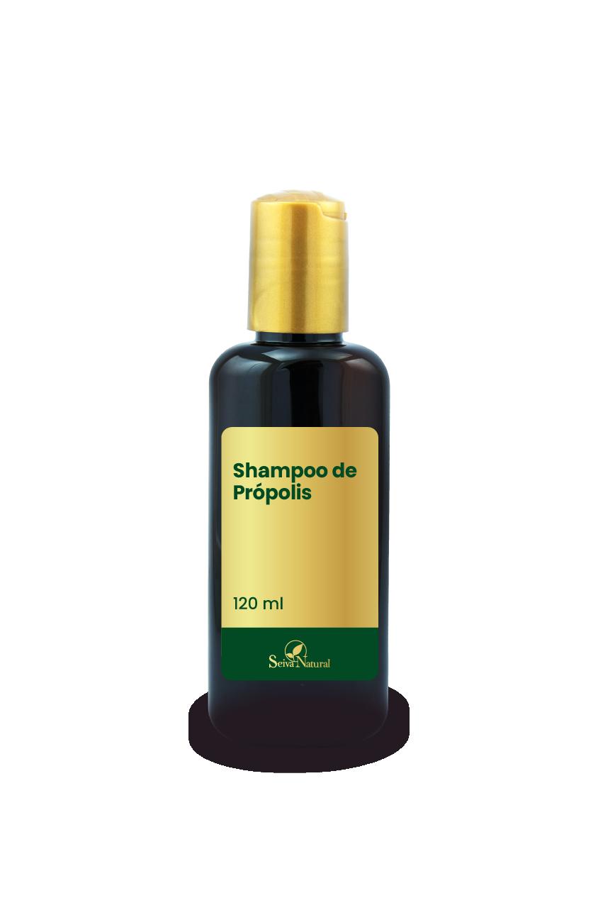 Shampoo de Própolis 120 ml