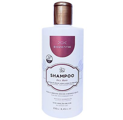 Shampoo Dry Hair 250ml Biozenthi