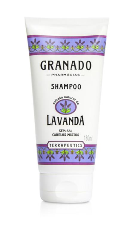 Shampoo Lavanda Granado 180 ml