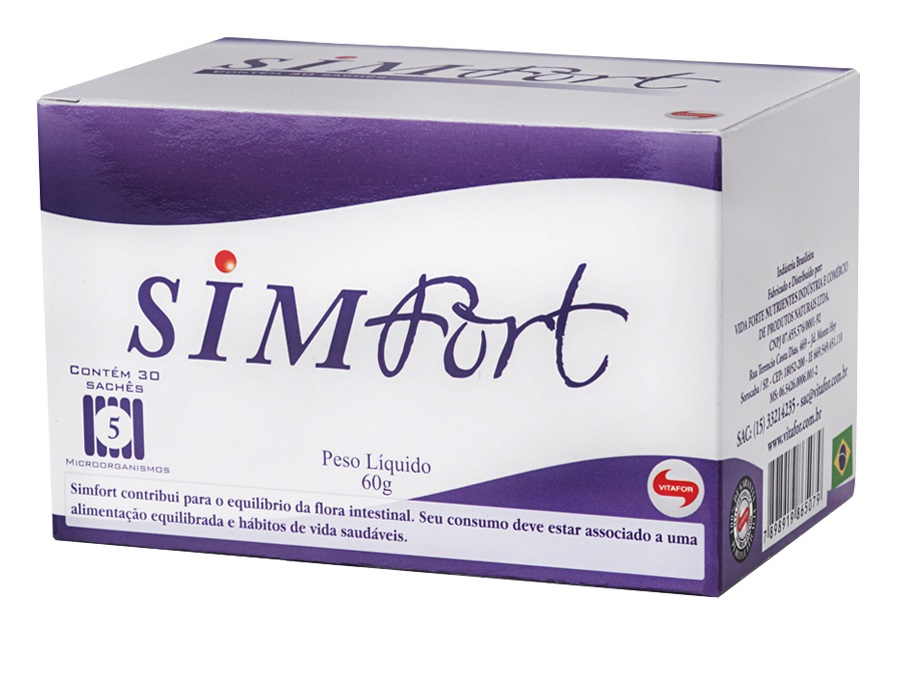 Simfort probiótico