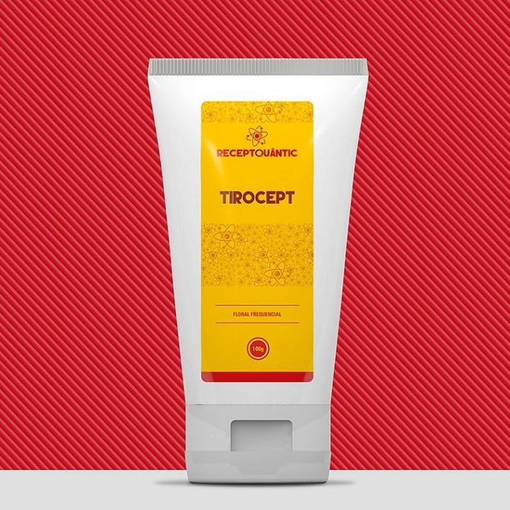 Tirocept gel Receptquantic Floral Frequencial Fisioquantic