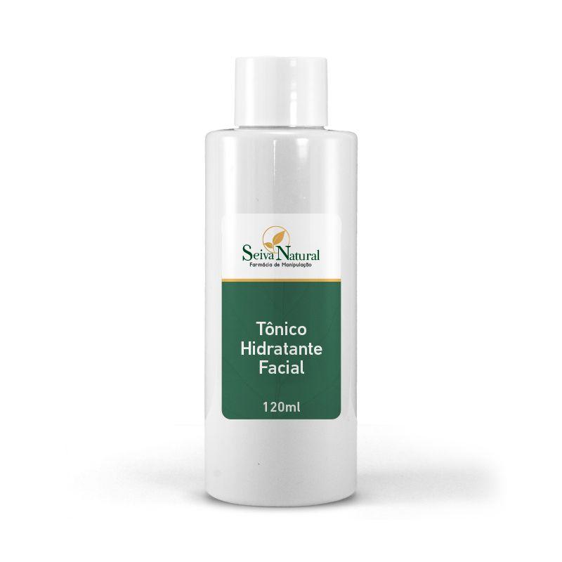 Tônico Hidratante Facial 120ml