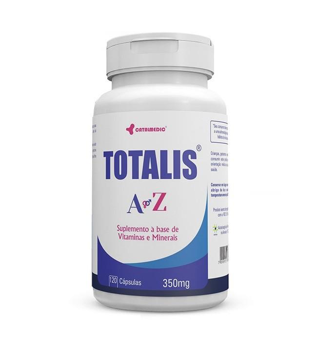 Totalis 120 Cápsulas Catalmedic