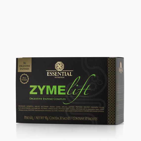 Zymelift 90 g 30 Sachês Essential - BLOQUEADO ANVISA
