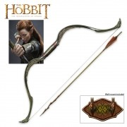 Arco e Flecha Tauriel: O Hobbit: A Desolação de Smaug (Elven Bow and Arrow) - United Cutlery