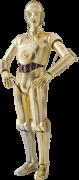 Boneco C-3PO: Star Wars (Escala 1/6) - Tamashii Nations - CG
