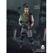 Boneco Chris Redfield: Resident Evil Escala 1/6 - MOM (Apenas Venda Online)