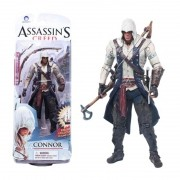 Boneco Connor: Assassin's Creed - McFarlane
