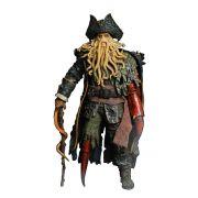 Boneco Davy Jones: Piratas do Caribe O Baú da Morte (Pirates of the Caribbean: Dead Man's Chest) Escala 1/6 - XD Toys