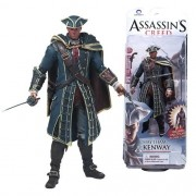 Boneco Haytham Kenway: Assassin's Creed - McFarlane