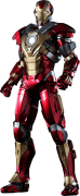 Boneco Heartbreaker (Mark XVII): Homem de Ferro 3 (Iron Man 3) Escala 1/6 (MMS212) - Hot Toys - CG