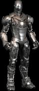 Boneco Homem de Ferro (Iron Man) Mark II (Armor Unleashed): Homem de Ferro 2 (Iron Man 2) Escala 1/6 (MMS150) - Hot Toys - CG