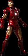 Action Figure Homem de Ferro (Iron Man) Mark VII: Vingadores (Avengers) Boneco Colecionável Escala 1/6  (MMS185) - Hot Toys
